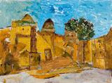 Untitled - Ram  Kumar - Modern and Contemporary South Asian Art and Collectibles
